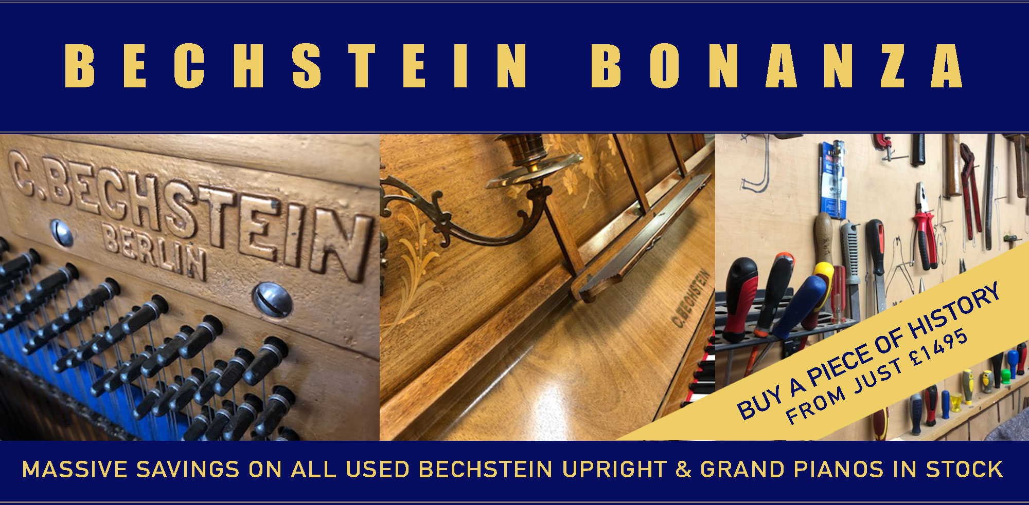 Piano for sale | Yamaha Pianos | Bechstein Bluthner Pianos